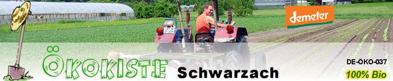 Header: Ökokiste Schwarzach