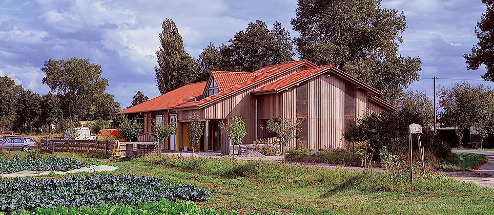 Demeter-Gärtnerei in Schwarzach
