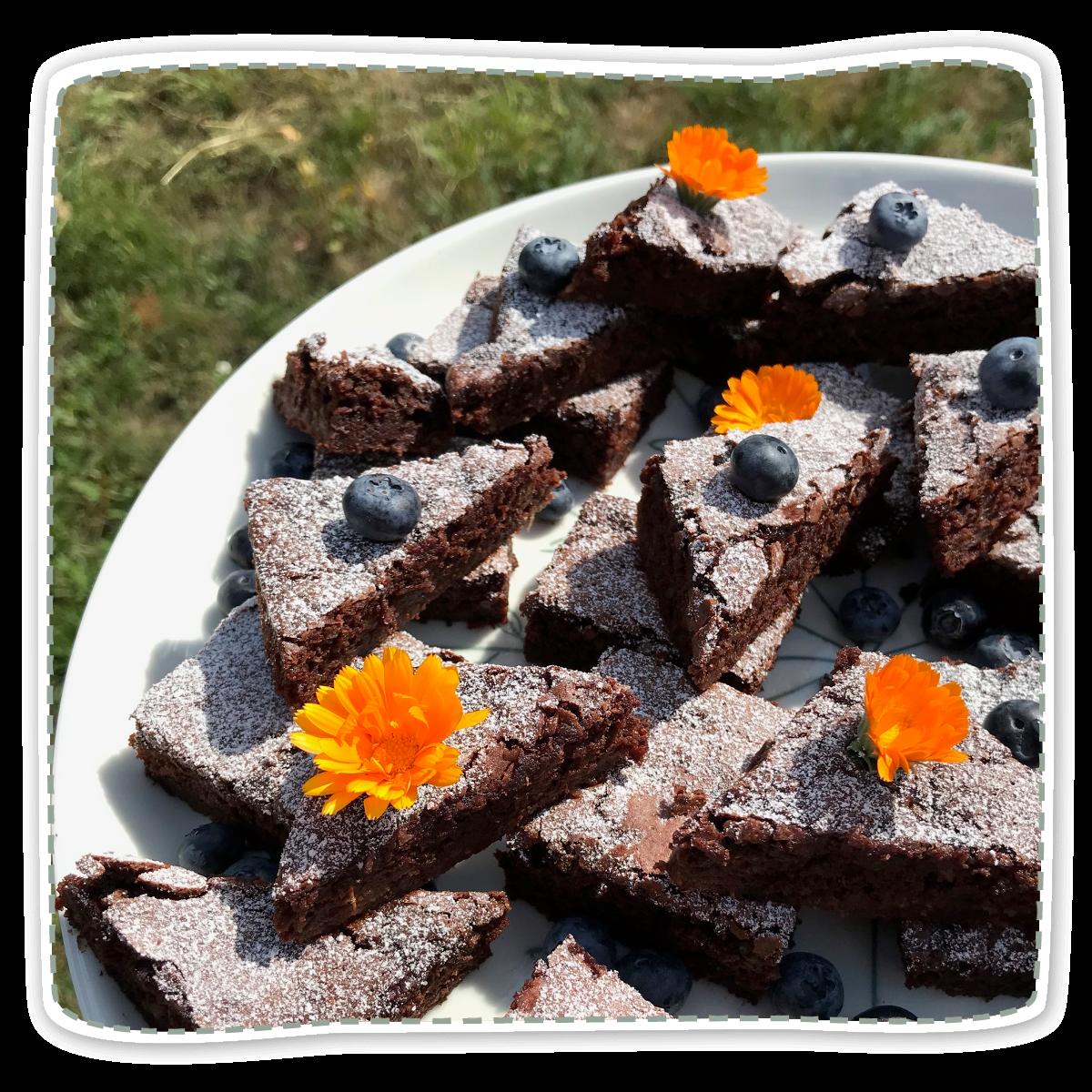 Zucchini‐Brownies